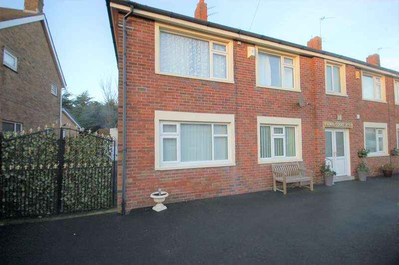 1 Bedroom Ground Flat for sale in St Lukes Road, Blackpool
