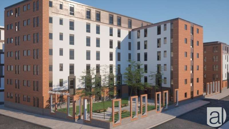 Apartment Flat for sale in Iliad Street Liverpool L5
