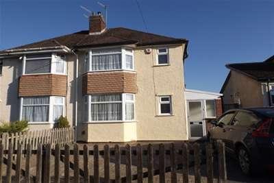 3 Bedrooms House for rent in Bishopsworth, Bristol, BS13
