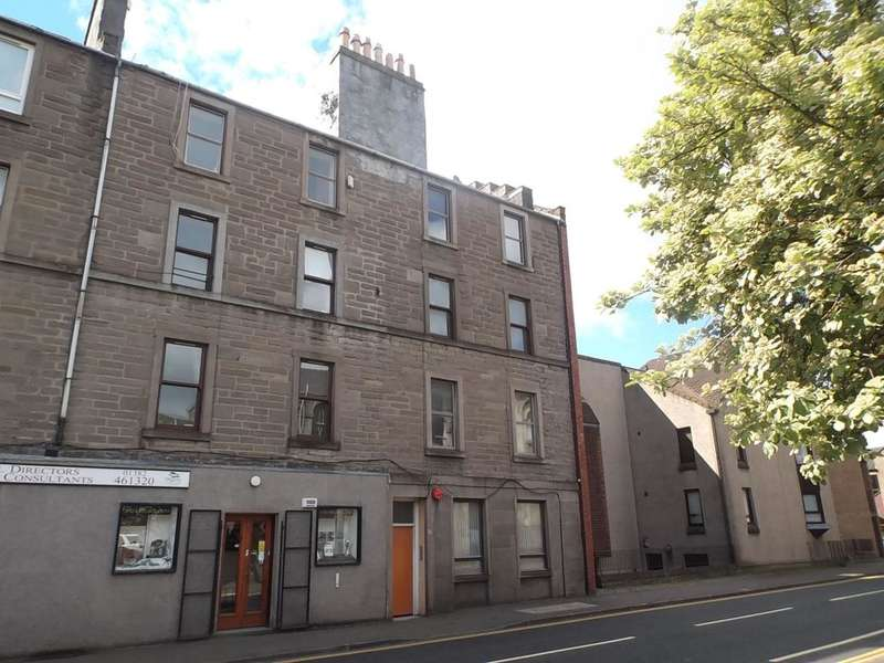 2 Bedrooms Flat for rent in Victoria Street, Dundee, DD4