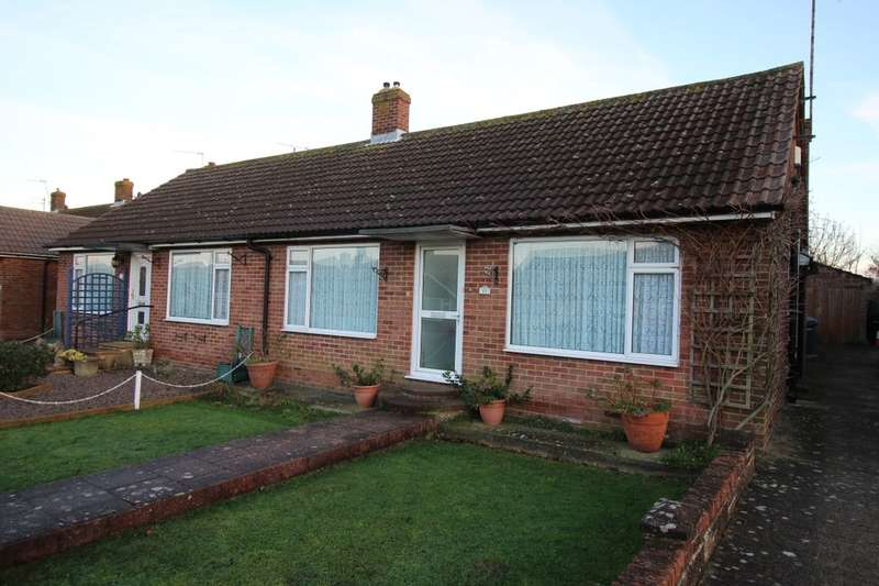 2 Bedrooms Semi Detached Bungalow for rent in Millstream Gardens, Polegate, BN26