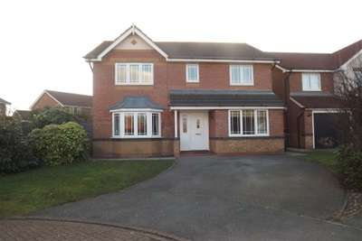 4 Bedrooms House for rent in Weaver Road, Moulton, CW9