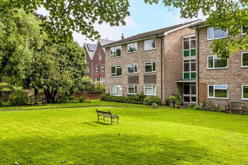 2 Bedrooms Apartment Flat for sale in Christchurch Road, Winchester, SO23
