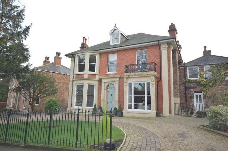 4 Bedrooms Apartment Flat for rent in The Crescent, Ripon