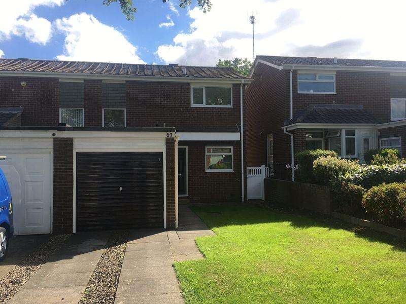 2 Bedrooms Semi Detached House for sale in Ringwood Drive, Cramlington