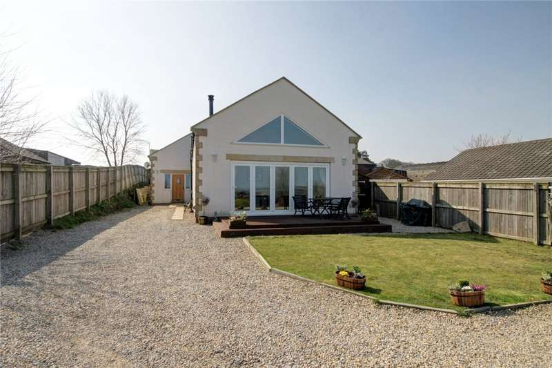 4 Bedrooms Detached Bungalow for sale in Hollinside View, Satley, Bishop Auckland, DL13