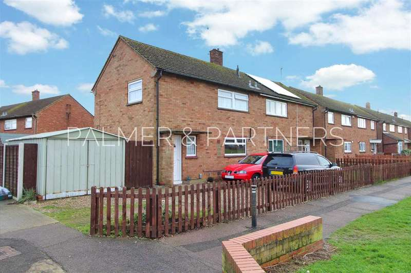 3 Bedrooms Semi Detached House for sale in Prince Philip Road, Colchester