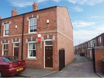 2 Bedrooms End Of Terrace House for sale in Land Street, Wigan, WN6 7DH