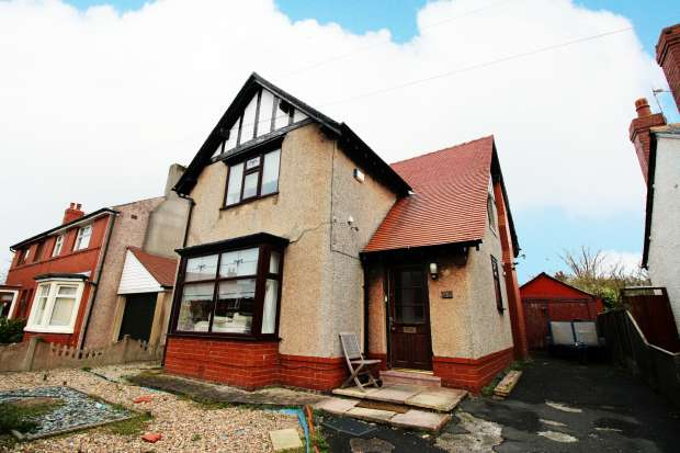 3 Bedrooms Detached House for sale in Abercrombie Road, Fleetwood, Lancashire, FY7 7AU