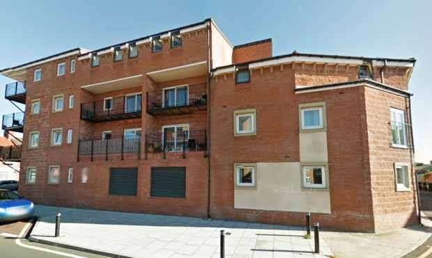 2 Bedrooms Apartment Flat for sale in Wilson Court, Newcastle, Tyne And Wear, NE25 8TR