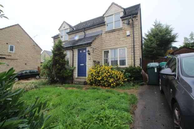2 Bedrooms Semi Detached House for sale in Allenby Drive, Bradford, West Yorkshire, BD10 9JF