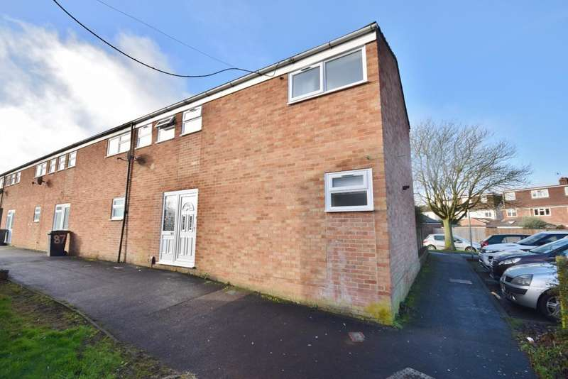 3 Bedrooms End Of Terrace House for sale in Kings Furlong , Basingstoke, RG21