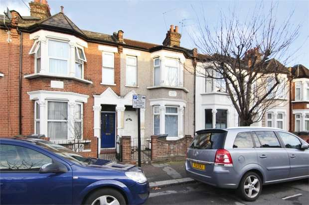 2 Bedrooms Terraced House for sale in Belgrave Road, Walthamstow, London