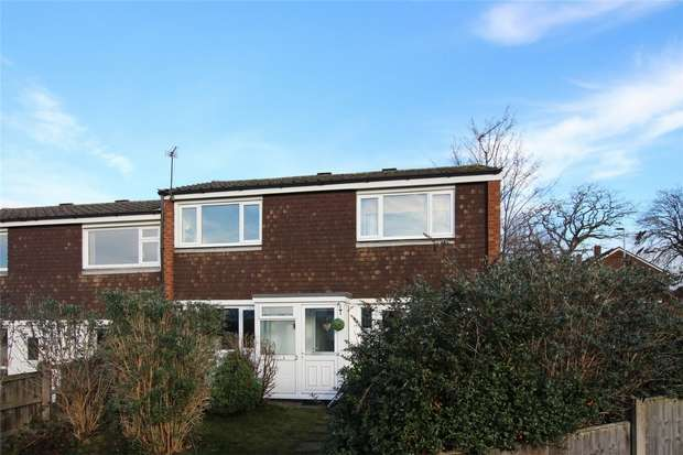 3 Bedrooms End Of Terrace House for sale in Mallard Croft, Lichfield, Staffordshire