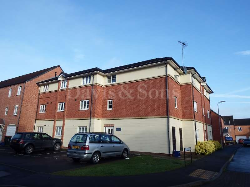 2 Bedrooms Flat for sale in Argosy Way, Off Corporation Road, Newport. NP19 0LE
