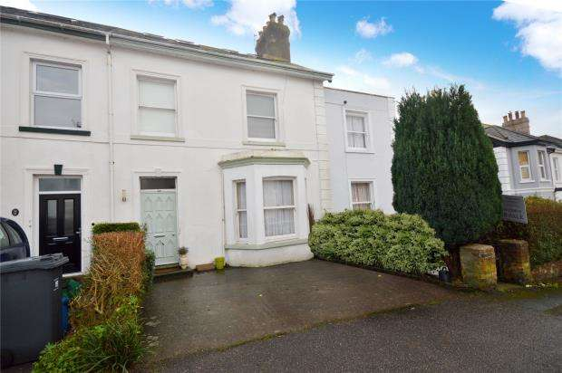 1 Bedroom Flat for sale in Raleigh Road, Exmouth, Devon