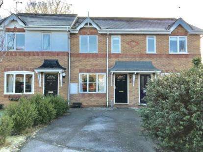 2 Bedrooms Terraced House for sale in Ffordd Tegid, Ewloe, Deeside, Flintshire, CH5