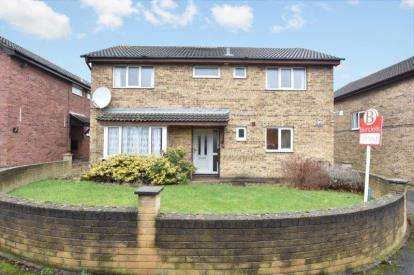 5 Bedrooms Detached House for sale in Dunlin Close, Thorpe Hesley, Rotherham, South Yorkshire