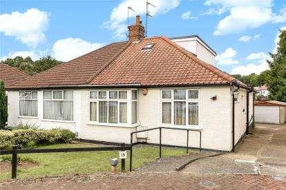 4 Bedrooms Semi Detached Bungalow for sale in Cranleigh Close, Orpington