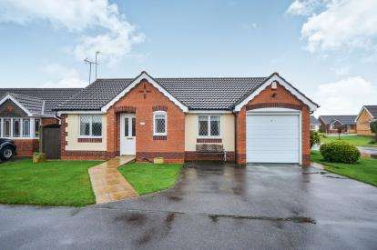 3 Bedrooms Bungalow for sale in Pavilion Gardens, Skegby, Sutton-In-Ashfield, Nottinghamshire