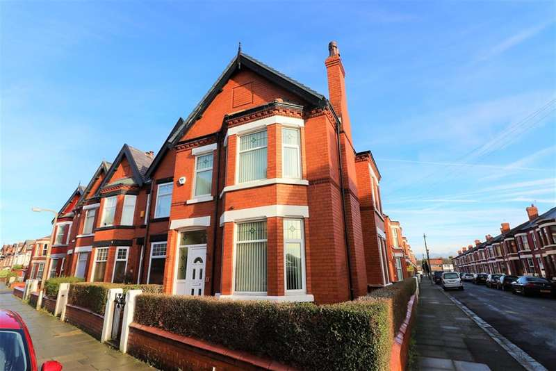4 Bedrooms House for sale in Withens Lane, Wallasey, CH45 7LR