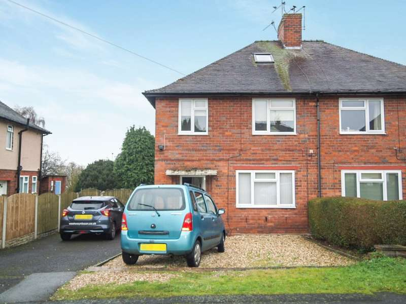 1 Bedroom Flat for sale in Manor Lane, Stourbridge