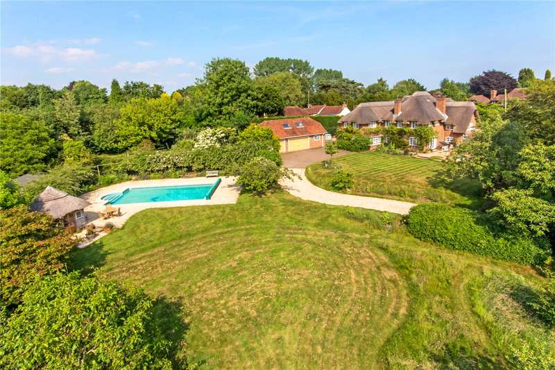 5 Bedrooms Detached House for sale in Michelmersh, Hampshire, SO51