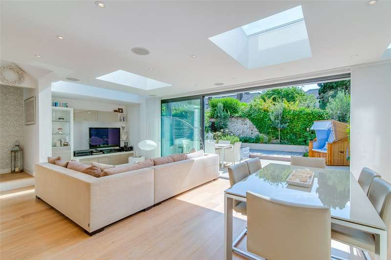 5 Bedrooms End Of Terrace House for sale in Victoria Mews, Wandsworth, London, SW18