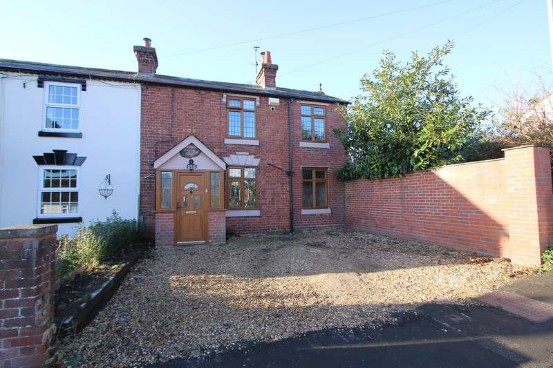 4 Bedrooms Semi Detached House for sale in Enville Road, Kinver, Stourbridge, DY7