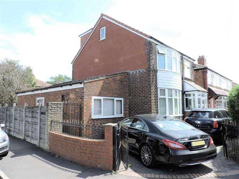 4 Bedrooms Detached House for sale in Brookthorpe Avenue, Manchester