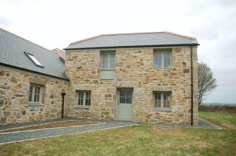 4 Bedrooms Property for sale in Trelean Farm Barns Lane Lane, Steppy Downs Road St. Erth Praze, Hayle