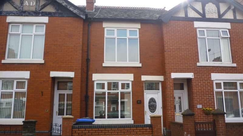 2 Bedrooms Terraced House for rent in John Street Biddulph Stoke On Trent ST8