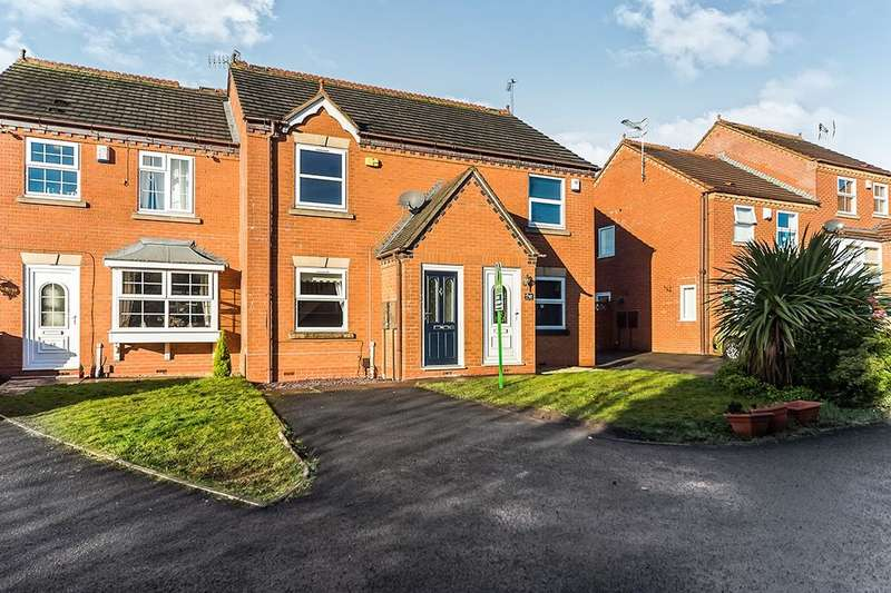 2 Bedrooms Property for sale in Cardoness Place, Dudley, DY1