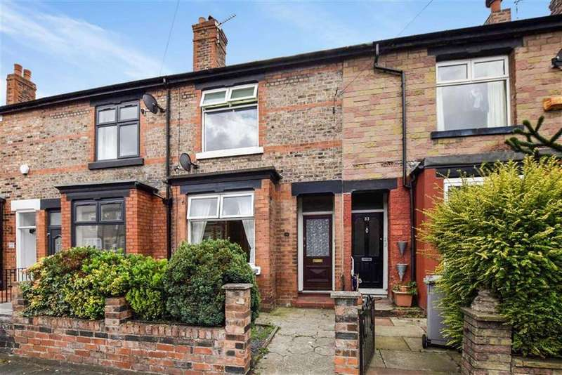 2 Bedrooms Terraced House for sale in Sinderland Road, Altrincham, Cheshire, WA14