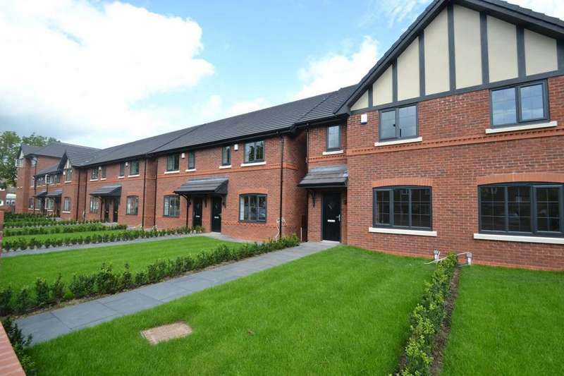3 Bedrooms Semi Detached House for sale in Kings Meadow, Brooklands, Manchester