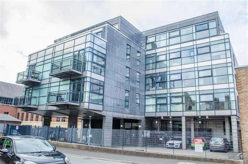 2 Bedrooms Apartment Flat for sale in Hush House, Chester, Chester