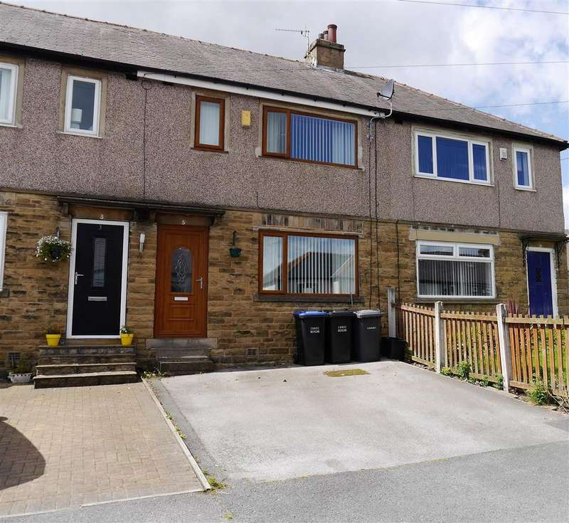 3 Bedrooms Terraced House for sale in Laithe Grove, Wibsey, Bradford, BD6 3AR