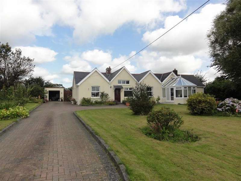 5 Bedrooms Detached House for sale in Meeth, Meeth, Okehampton, Devon, EX20