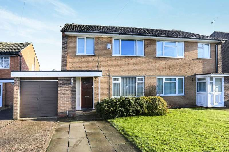3 Bedrooms Detached House for sale in Fair Lawn, Albrighton, Wolverhampton, WV7