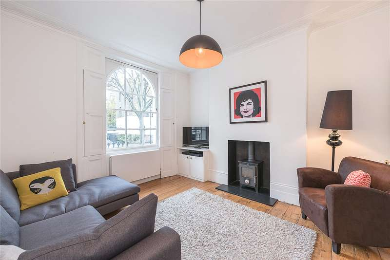 3 Bedrooms Terraced House for sale in Gerrard Road, London, N1