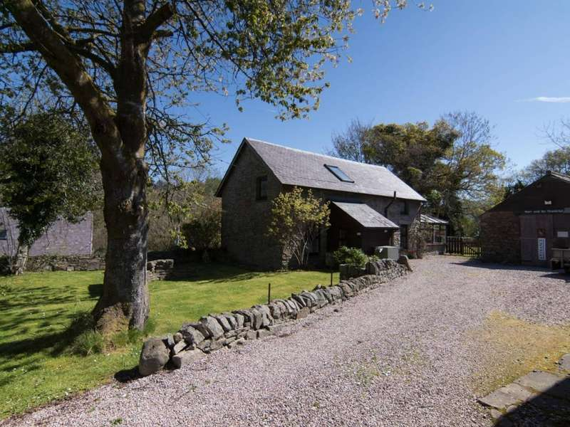 3 Bedrooms Cottage House for sale in The Old Post Office Cottage , Furnace, Inveraray, PA32 8XN