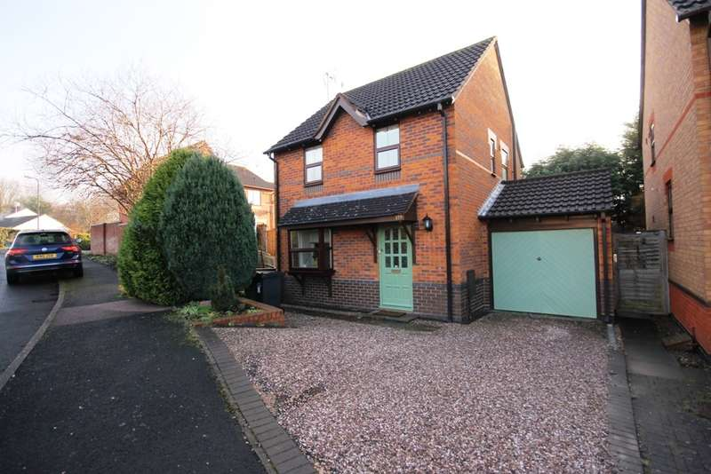 3 Bedrooms Detached House for rent in Meadow Road, Droitwich, WR9