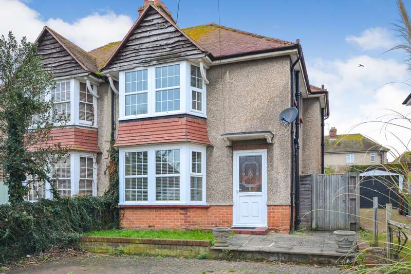 3 Bedrooms House for sale in Cavalry Crescent, Eastbourne, BN20