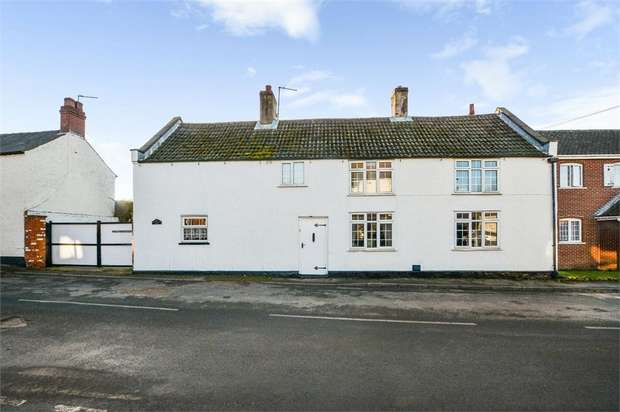 5 Bedrooms Detached House for sale in Main Street, Hensall, Goole, North Yorkshire