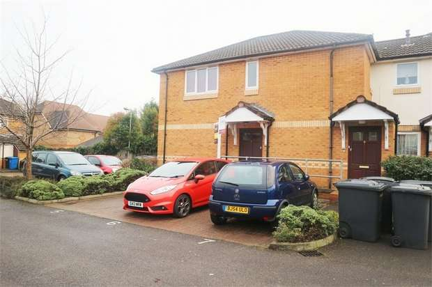 1 Bedroom Maisonette Flat for sale in Wellington Close, Maidenhead, Berkshire