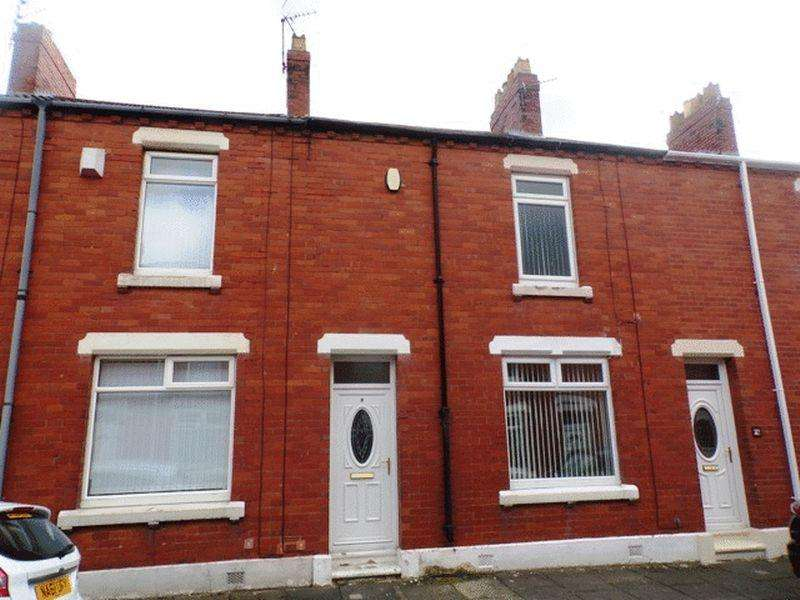 2 Bedrooms Terraced House for sale in Woodbine Terrace, Blyth