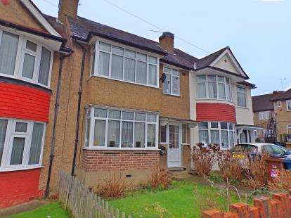 3 Bedrooms Terraced House for sale in Dudley Gardens, Harrow, Middlesex