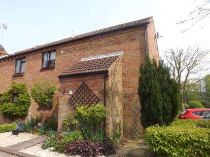 3 Bedrooms End Of Terrace House for sale in Links Way, Luton, Bedfordshire