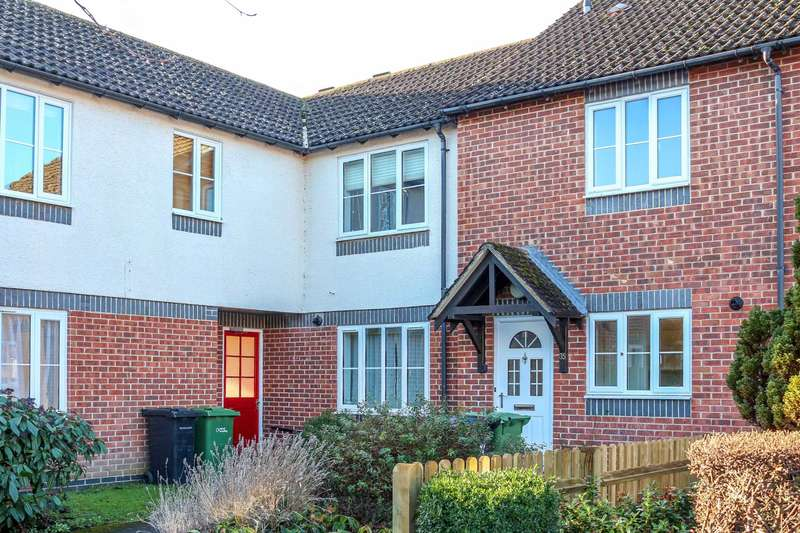 1 Bedroom Apartment Flat for sale in Fludger Close, Wallingford