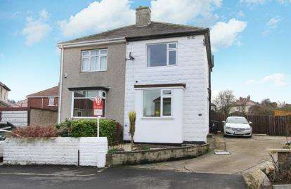 2 Bedrooms Semi Detached House for sale in Chatsworth Park Drive, Sheffield, South Yorkshire